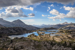 seldon pass, marie lakes, john muir trail, inyo national forest, high sierra, sierra nevada