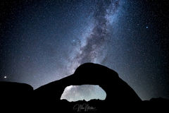 alabama hills, arch, milky way, california, mobius, whitney