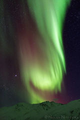 aurora borealis, aurora, northern lights, alaska