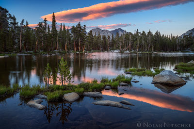 Kings Canyon National Park, California, California, high sierra, sierra nevada