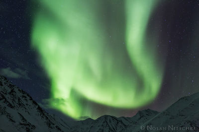 brooks, range, artic, circle, aurora borealis, aurora, northern lights, alaska