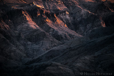 Death Valley | California Common | The Sierra Light Gallery