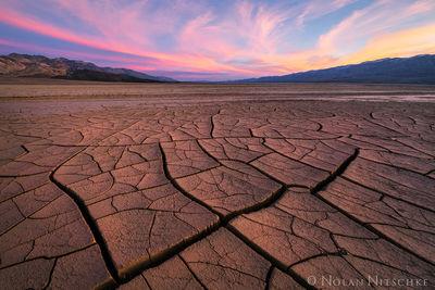 Death Valley Geometry
