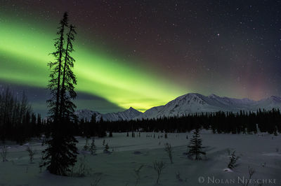 Aurora Beaming