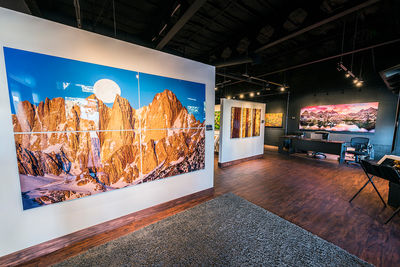 The Sierra Light Gallery is Now Open in Mammoth Lakes!!!