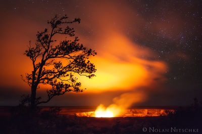 volcano, volcanoes, national park, big island, hawaii, lava