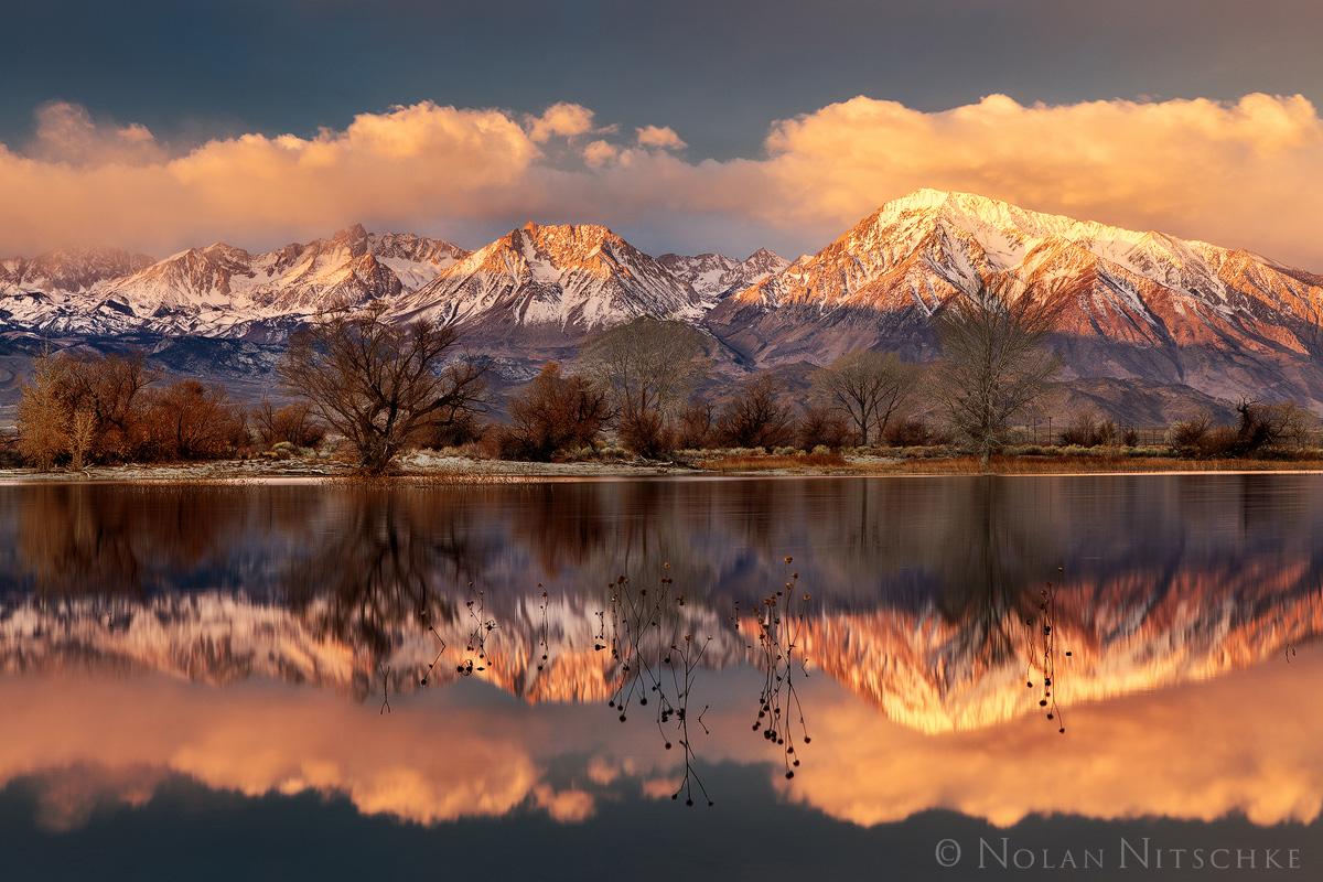 Epic Sierra Reflection