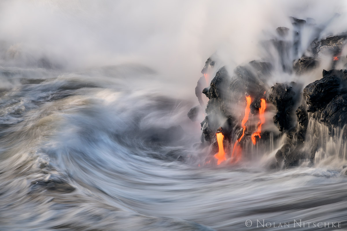 volcano, volcanoes, national park, big island, hawaii, lava, photo