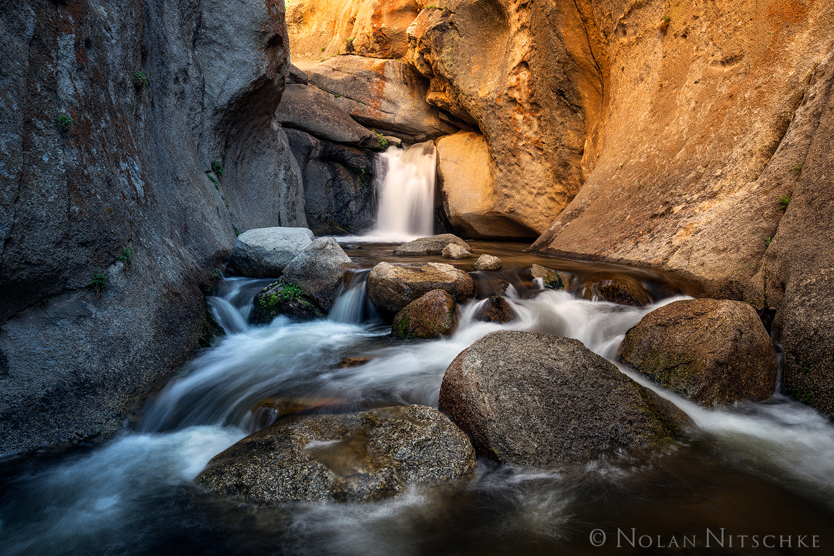 This is a very special location for me and one of my favorite little waterfalls. I've been visiting this place since I was in...