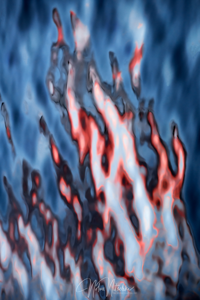 lake, tahoe, nevada, abstract, color, sunset, texture, water, flame, fire, sierra, sierra nevada, , photo