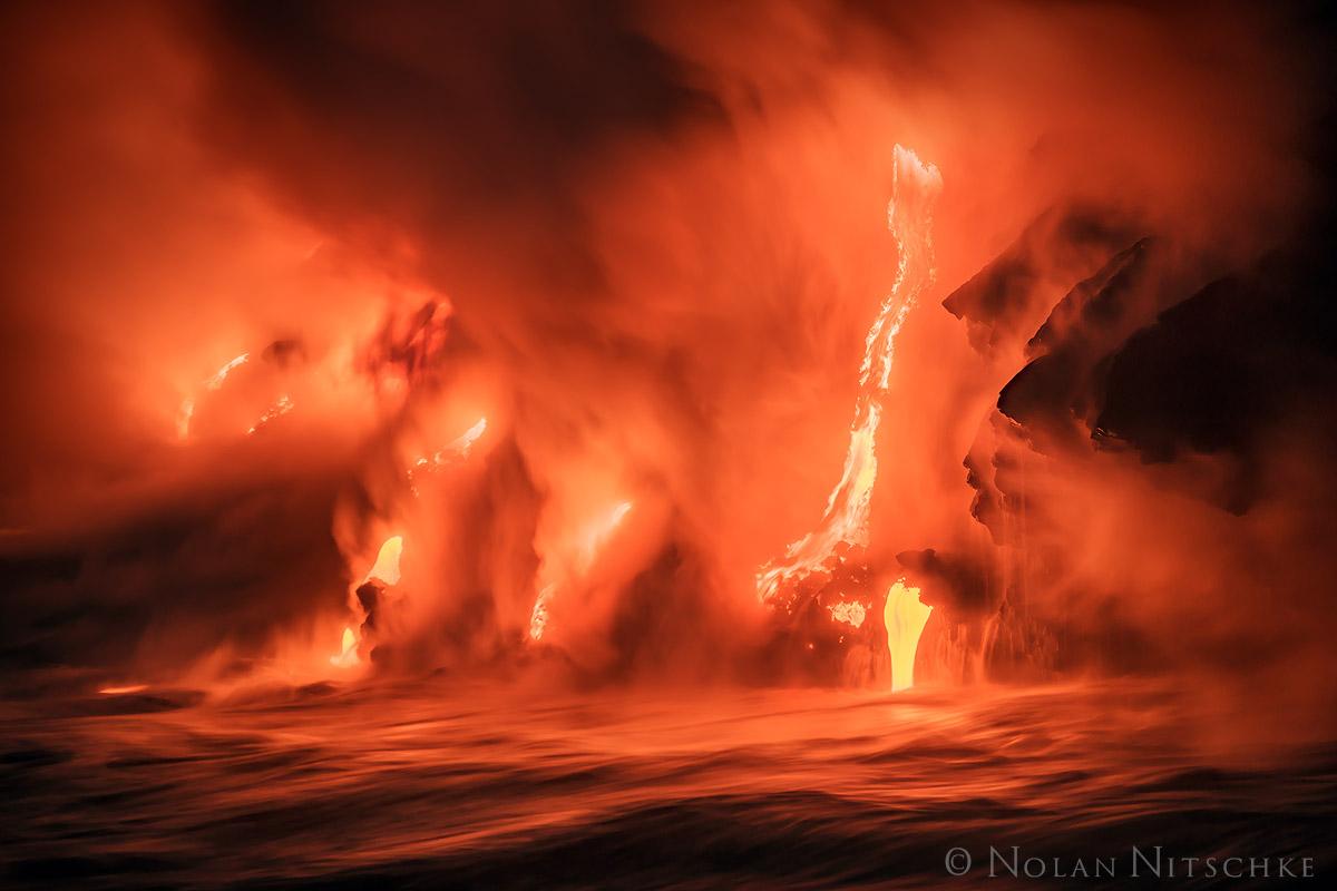 volcano, volcanoes, national park, big island, hawaii, lava, photo