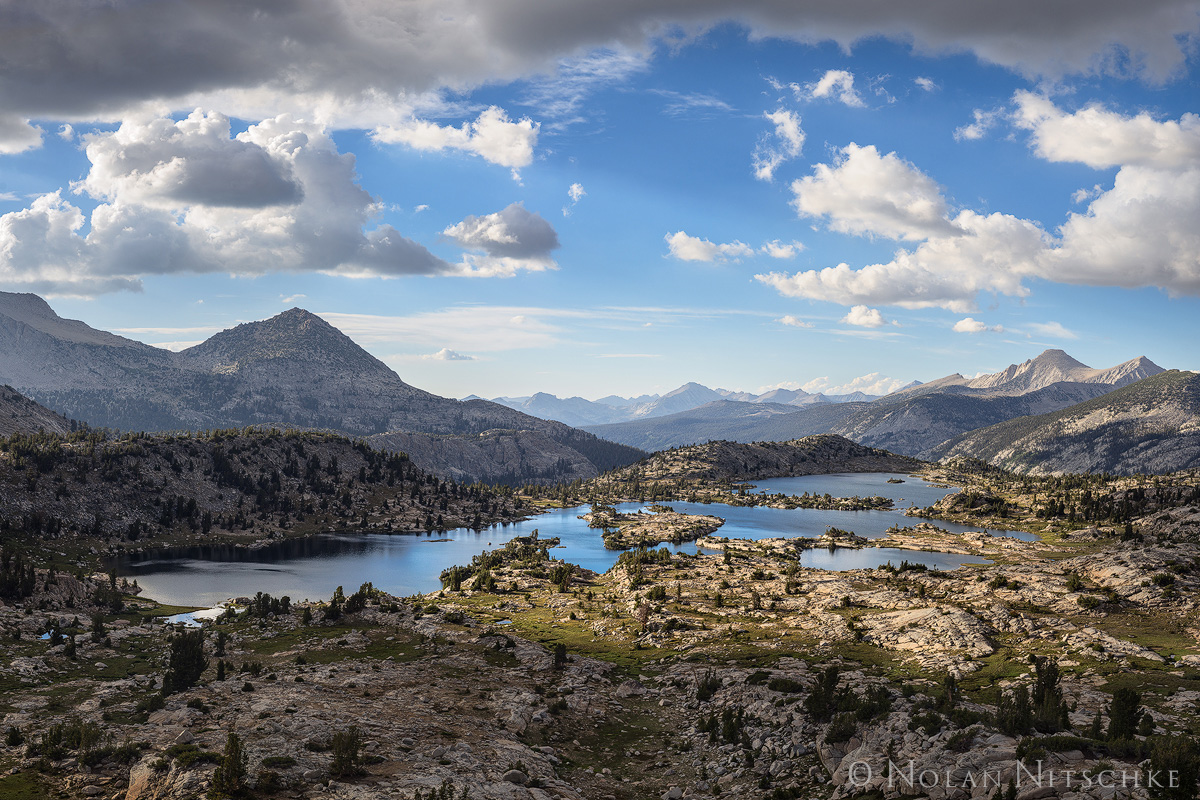 seldon pass, marie lakes, john muir trail, inyo national forest, high sierra, sierra nevada, photo