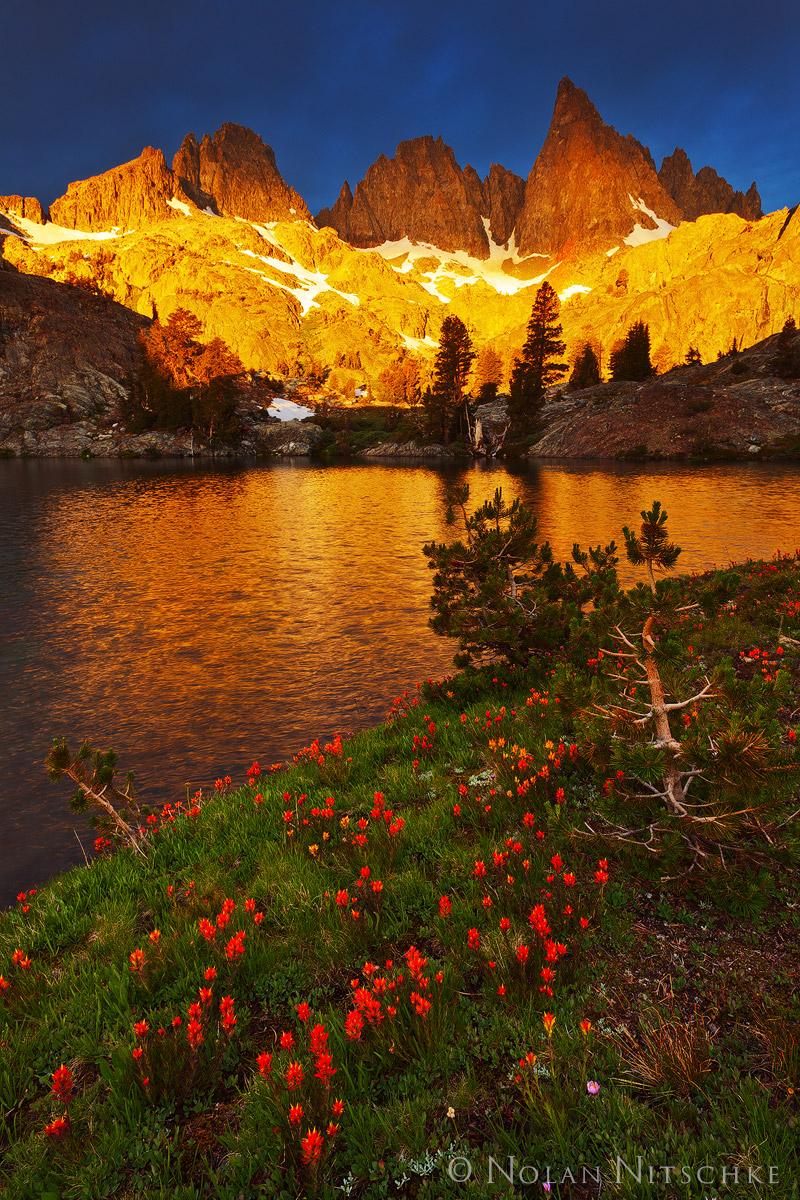 Ansel Adams Wilderness, Inyo National Forest, California, high sierra, sierra nevada, photo