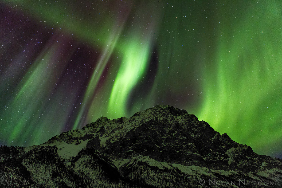 brooks, range, artic, circle, aurora borealis, aurora, northern lights, alaska, photo